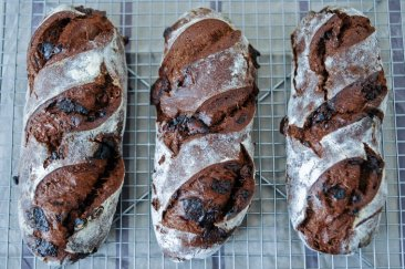 FRENCH CHOCOLATE BREAD
