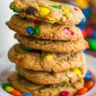 M&M Cookies (No Chill) - Baking Mischief copy