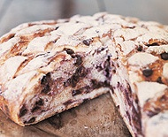 CHOCOLATE AND SOUR CHERRY BREAD 1 copy