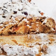 Orange and Poppy Seed Stollen recipe | Epicurious.com copy